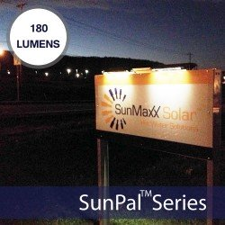 Solar Real Estate Lights Pinnacle Sign Company